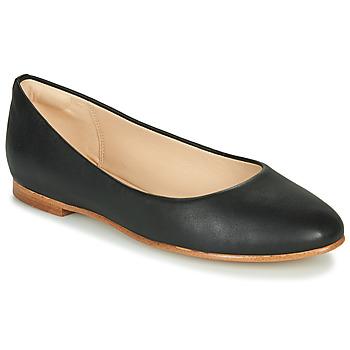 Schuhe Damen Ballerinas Clarks GRACE PIPER Schwarz