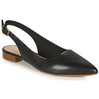 Schuhe Damen Sandalen / Sandaletten Clarks LAINA15 SLING Schwarz