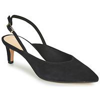 Schuhe Damen Pumps Clarks LAINA55 SLING Schwarz
