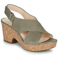 Schuhe Damen Sandalen / Sandaletten Clarks MARITSA LARA Maulwurf