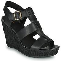 Schuhe Damen Sandalen / Sandaletten Clarks MARITSA95 GLAD Schwarz