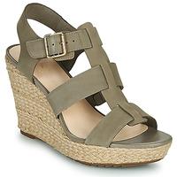 Schuhe Damen Sandalen / Sandaletten Clarks MARITSA95 GLAD Kaki