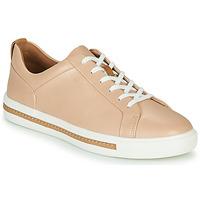 Schuhe Damen Sneaker Low Clarks UN MAUI LACE Rose