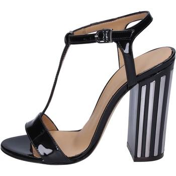 Schuhe Damen Sandalen / Sandaletten Marc Ellis sandalen lack schwarz