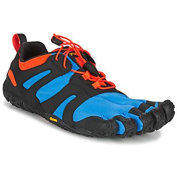 Schuhe Herren Laufschuhe Vibram Fivefingers V-TRAIL 2.0 Blau / Orange