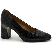 Schuhe Damen Pumps Moda Bella  Negro