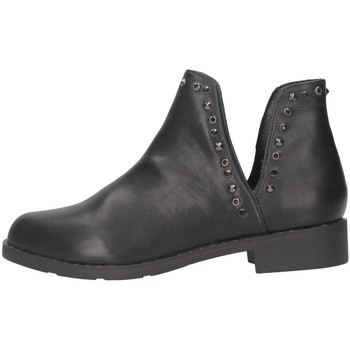Schuhe Damen Ankle Boots Exé Shoes FRIDA-325 schwarz