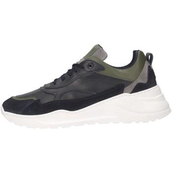 Schuhe Herren Sneaker Low Made In Italia 103 TECNICA Sneaker Mann Blau / grün Blau / grün