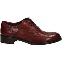 Schuhe Damen Derby-Schuhe Calpierre VIREL CLIR BO castano