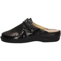 Schuhe Damen Pantoletten / Clogs Susimoda 6344/56 Schwarz