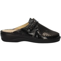 Schuhe Damen Pantoletten / Clogs Susimoda 6344/56 BLACK