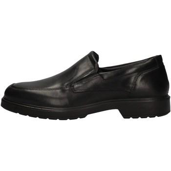 Schuhe Herren Slipper Imac 400420 BLACK