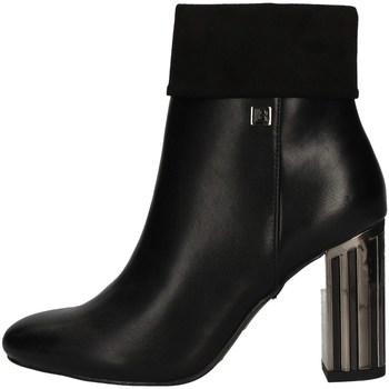 Schuhe Damen Ankle Boots Laura Biagiotti 5747 BLACK