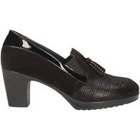 Schuhe Damen Slipper Susimoda 8928/91 BLACK