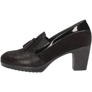 Schuhe Damen Slipper Susimoda 8928/91 Schwarz