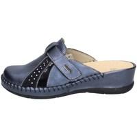 Schuhe Damen Pantoletten / Clogs Susimoda 6905/58 Blau