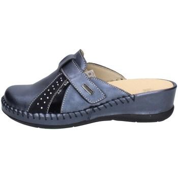 Schuhe Damen Pantoletten / Clogs Susimoda 6905/58 BLUE