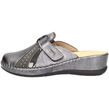 Schuhe Damen Pantoletten / Clogs Susimoda 6905/58 KOHLE