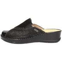Schuhe Damen Pantoletten / Clogs Susimoda 6907/58 Schwarz
