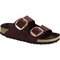 Schuhe Pantoffel Birkenstock & Co.kg Birkenstock Pantolette Arizona Zinfadel 1014868 Other