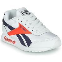 Schuhe Kinder Sneaker Low Reebok Classic REEBOK ROYAL CLJOG Grau / Blau