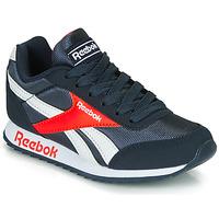 Schuhe Jungen Sneaker Low Reebok Classic REEBOK ROYAL CLJOG Marine / Rot