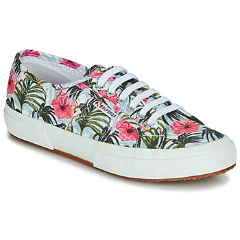 Schuhe Damen Sneaker Low Superga 2750-COTUFANTASY Multifarben
