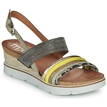 Schuhe Damen Sandalen / Sandaletten Mjus TAPASITA Maulwurf