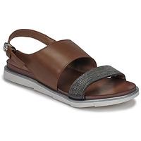 Schuhe Damen Sandalen / Sandaletten Mjus CATANA Braun