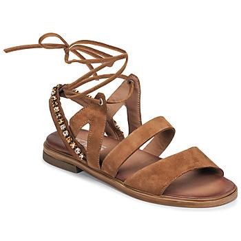 Schuhe Damen Sandalen / Sandaletten Mjus GRAM LACE Camel