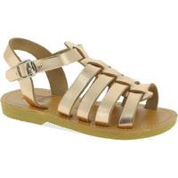 Schuhe Mädchen Sandalen / Sandaletten Attica Sandals PERSEPHONE CALF GOLD-PINK oro