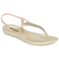 Schuhe Damen Sandalen / Sandaletten Ipanema CLASS GLAM III Beige / Gold