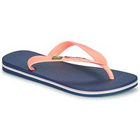 Schuhe Kinder Zehensandalen Ipanema CLAS BRASIL II Blau / Orange