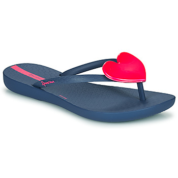 Schuhe Mädchen Zehensandalen Ipanema MAXI FASHION Blau / Rose