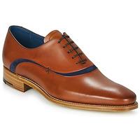 Schuhe Herren Richelieu Barker EMERSON Braun / Blau