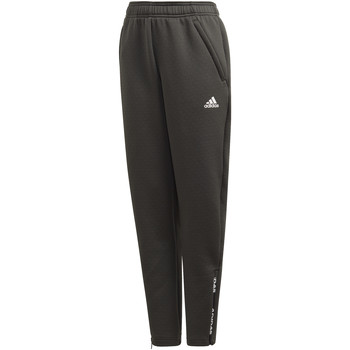 Kleidung Jungen Hosen adidas Originals - Pantalone verde ED5762 VERDE