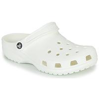 Schuhe Pantoletten / Clogs Crocs CLASSIC Weiss