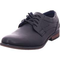 Schuhe Herren Derby-Schuhe Pep Step - 7980001 schwarz