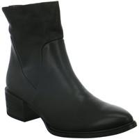 Schuhe Damen Low Boots Paul Green Stiefeletten 9339-005 schwarz