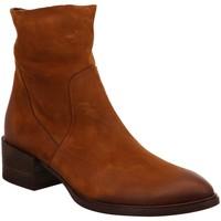 Schuhe Damen Low Boots Paul Green Stiefeletten 9339-027 braun