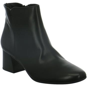 Schuhe Damen Low Boots Paul Green Stiefeletten 0065-9609-065 9609-065 schwarz