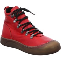 Schuhe Damen Boots Gemini Stiefeletten ANILINA STIEFEL 031006-02-005* rot