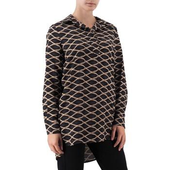 Kleidung Damen Hemden Anonyme | Marta Hemd | ANY_R219FT072_ASPHALT Gris