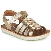 Schuhe Mädchen Sandalen / Sandaletten Shoo Pom GOA SPART Gold