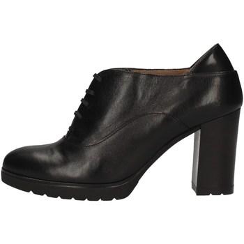 Schuhe Damen Ankle Boots Melluso L5232 BLACK
