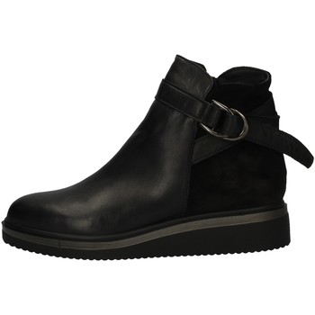 Schuhe Damen Ankle Boots Zen 938107 BLACK