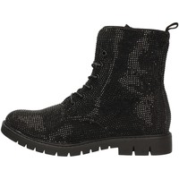Schuhe Damen Ankle Boots Cult SC57-3000 BLACK