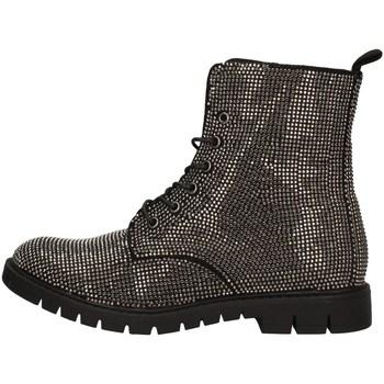 Schuhe Damen Ankle Boots Cult SC56-3000 SILVER