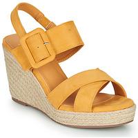 Schuhe Damen Sandalen / Sandaletten Xti TED Gelb
