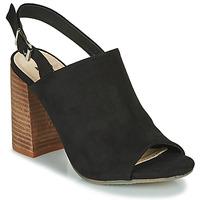 Schuhe Damen Sandalen / Sandaletten Xti KALI Schwarz